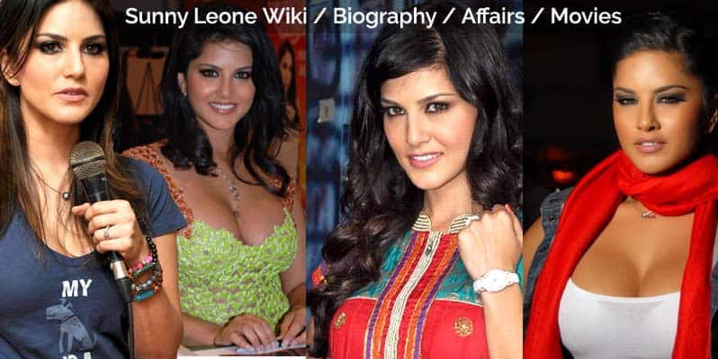 Hot Actress Sunny Leone Wiki / Biography / Affairs.