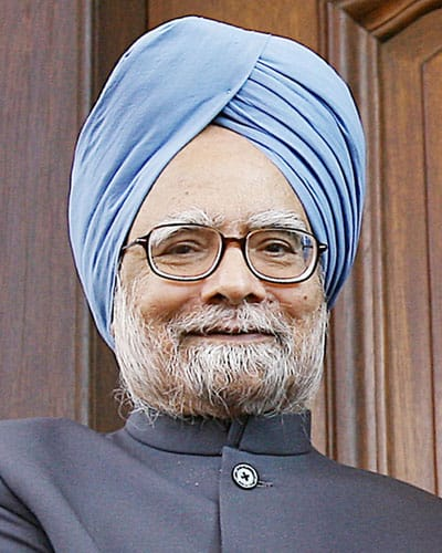 Manmohan Singh Education