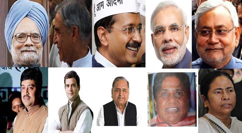 Indian Politicians Educational Details