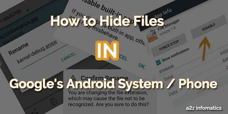 how to open files on android phone