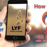 How to BUY Reliance Jio Rs 1000 4G Mobile / Smartphone with VoLTE Support