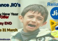 Reliance JIO Happy New Year Offer may END before 31 march Latest News