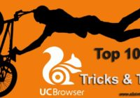 Top 10 UC Browser Tricks Tips on Android iOS Windows Phone