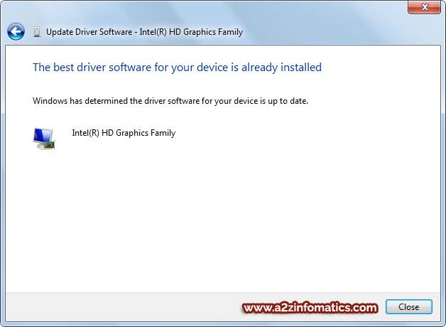 best driver already installed