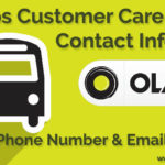 Ola Cabs Customer Care Contact Information, Toll Free Phone Number, Email