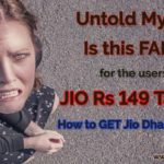 How can Jio Rs 149 Plan Recharge Users Avail Dhan Dhana Dhan Offer