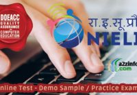 CCC Online Test Demo Sample Practice Exam Set E